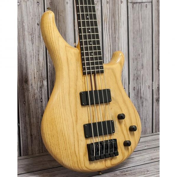 Custom Patrick Eggle Milan 5 String Bass #1 image