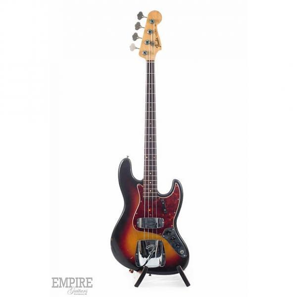 Custom 1962 Fender Jazz Bass #1 image