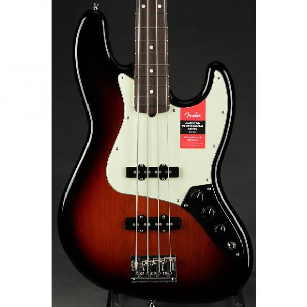 Custom Fender American Professional Jazz Bass - 3-Color Sunburst #1 image