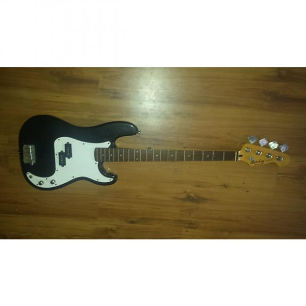 Custom Barclay Precision Bass Black #1 image