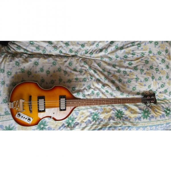 Custom Barclay Audition Violin Natural with Glued Neck #1 image