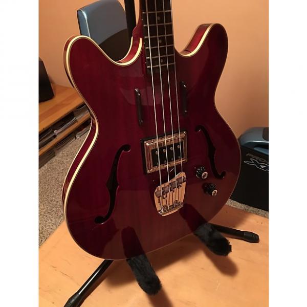 Custom 2015 Guild Starfire Bass + Original Guild Hardshell Case #1 image