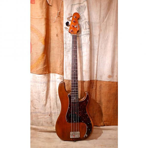Custom Fender Precision Bass 1966 Natural Refin #1 image