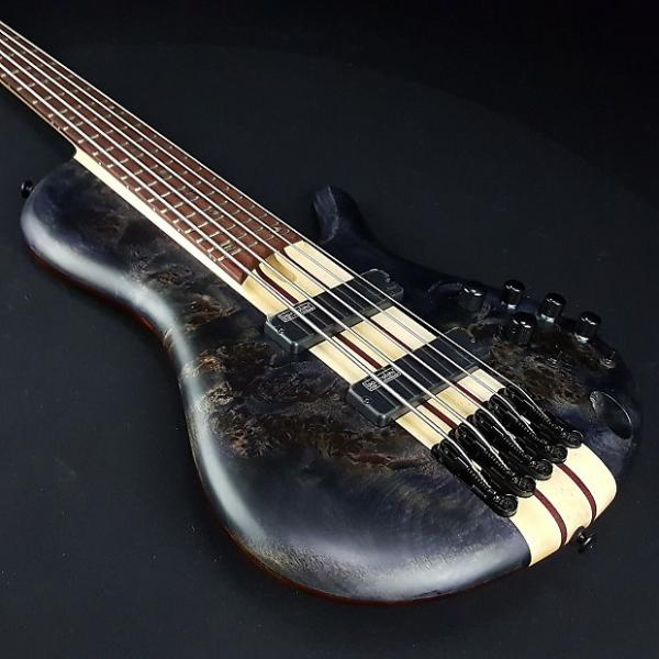 Custom Ibanez SRSC805DTF 5 String Active Bass Deep Twighlight #1 image
