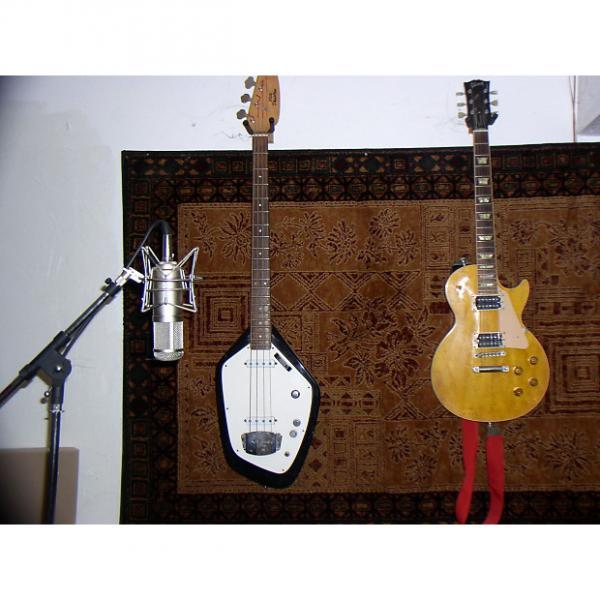 Custom Vox Phantom Bass 1966 Black #1 image