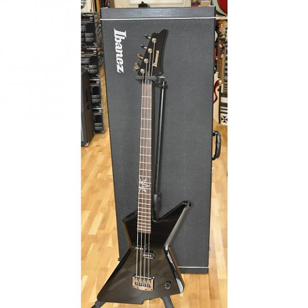 Custom NEW! Ibanez MDB3 Mike D'Antonio Signature Electric Bass Guitar MDB3-BK Free Shipping! #1 image