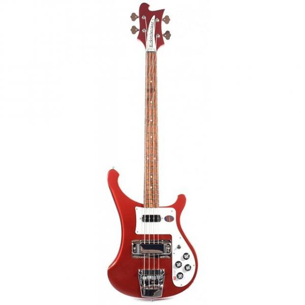 Custom Rickenbacker 4003S 2016 Ruby Red #1 image