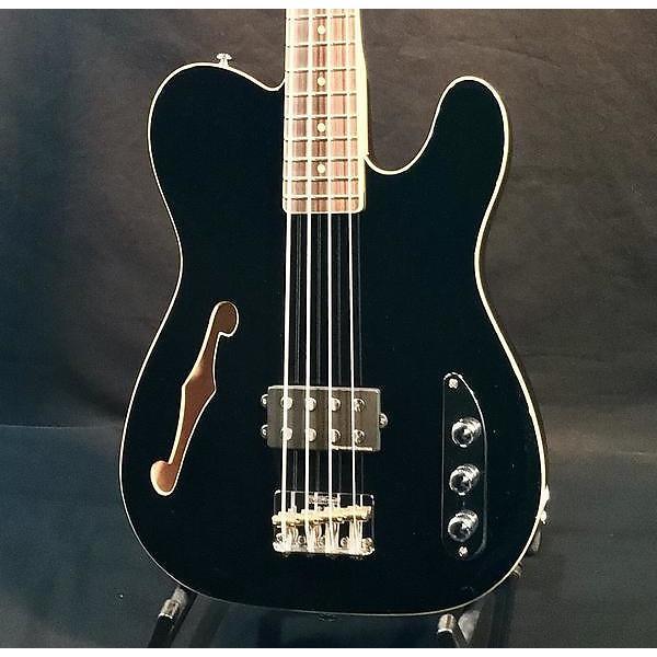 Custom Schecter Baron-H Vintage Electric Bass #1 image