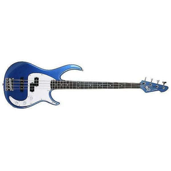 Custom Peavey Milestone Gulfcoast Blue #1 image