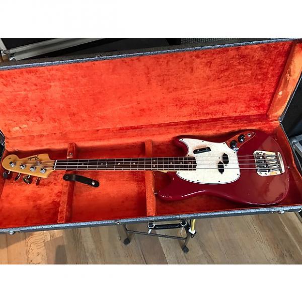 Custom 1966 Fender Mustang Bass #1 image