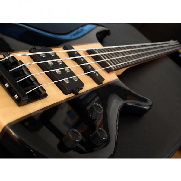 Custom StageFOX EMB-2, passive M+J 4-string bass guitar #1 image