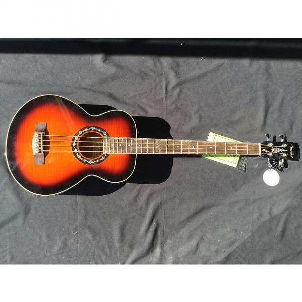 Custom Fender T-bucket 300E Bass 3-Tone Sunburst with Free Shipping #1 image