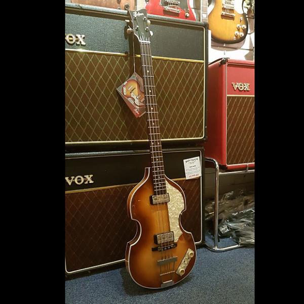 Custom Hofner Violin Bass '62 Reissue #1 image