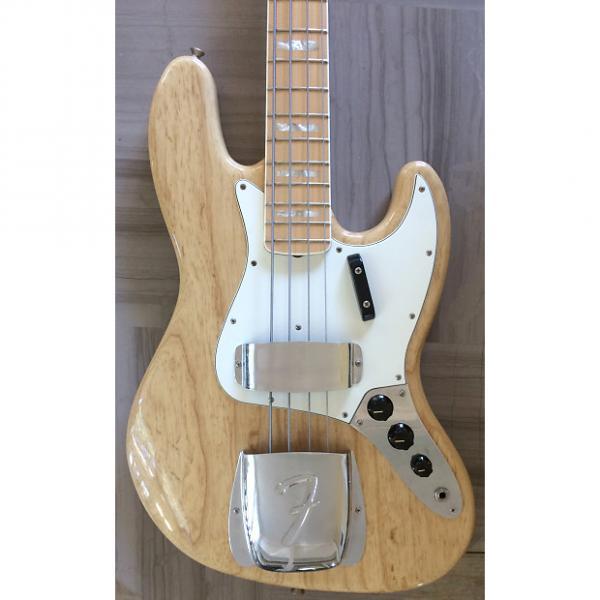 Custom 2006 Fender Custom Shop Limited Edition 70 Jazz Bass Closet Classic, 8.1 lb. #1 image