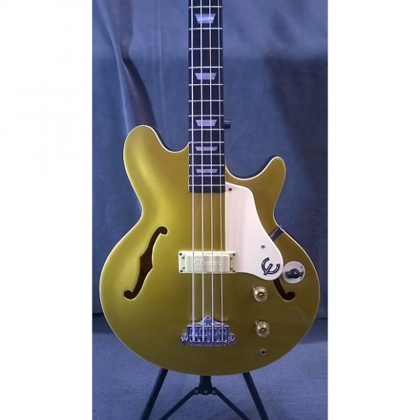 Custom 2004 Epiphone Jack Casady Signature Bass #1 image