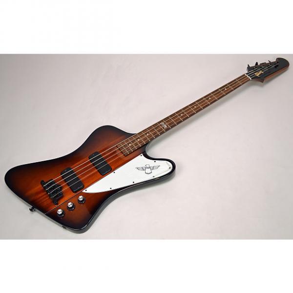 Custom Gibson Thunderbird IV Bass 2014 Vintage Sunburst #1 image