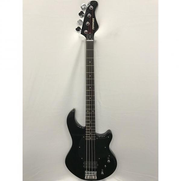Custom Fernandes Atlas 4 Deluxe Electric Bass Guitar - Seymour Duncan Basslines Black #1 image