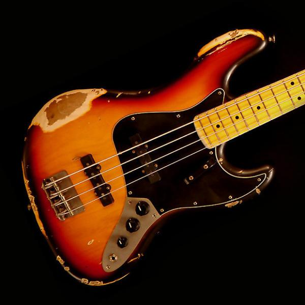 Custom Nash JB-75  - 3 Tone - Nash JB75 / 3 Tone #1 image