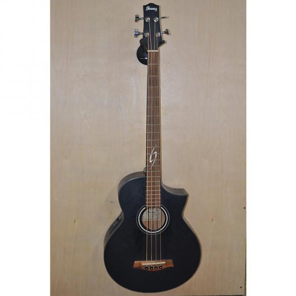 Custom Ibanez EWB10ASE Black Satin #1 image