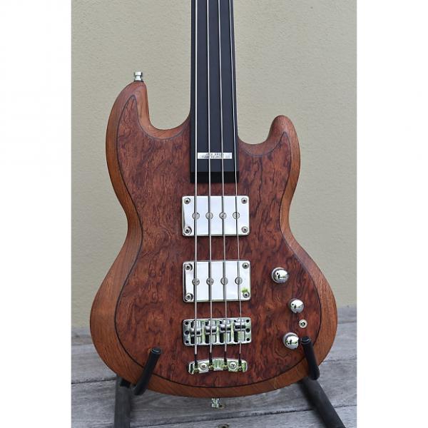 Custom Warwick Jack Bruce Cream Reunion Fretless Bass 2005 #1 image