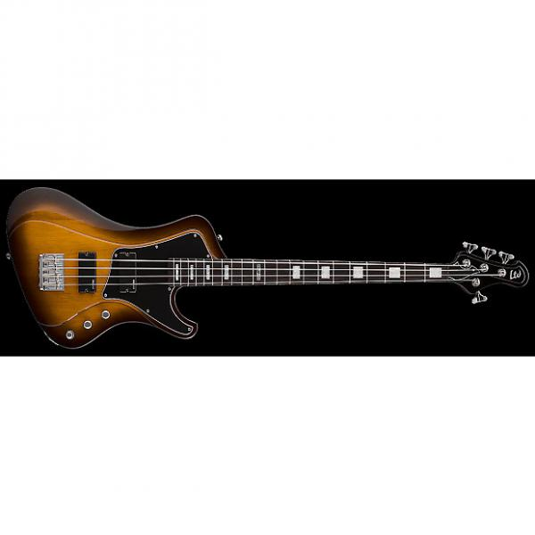 Custom ESP LTD Stream-204 TSB Tobacco Sunburst #1 image