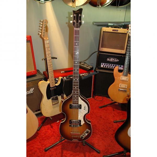 Custom Hofner 500/1 1970 2 Tone Sunburst #1 image