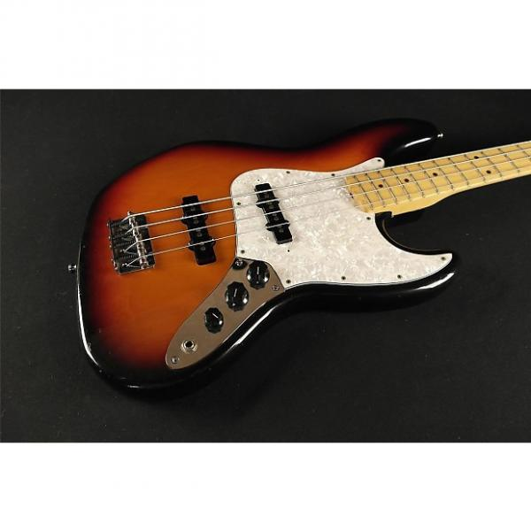 Custom Fender American Standard Precision Bass Rosewood Fingerboard 3-Color Sunburst 193600700 #1 image
