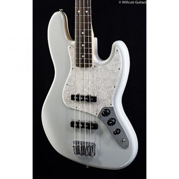 Custom Fender Special Edition Jazz Bass White Opal (337) #1 image