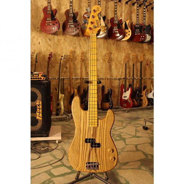 Custom MGP P-Bass Ash 2016 Oil Finish #1 image