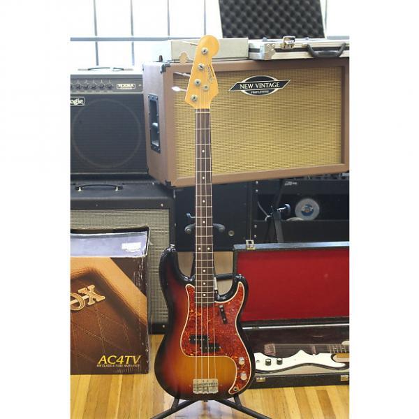 Custom Fender  P 62 reissue 1984 3 Color Sunburst #1 image