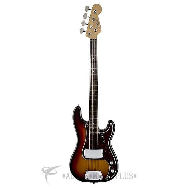 Custom Fender American Vintage 63 Precision 4S Electric Bass Guitar 3-Color Sunburst-191010800-885978279029 #1 image