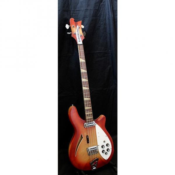 Custom 1967 Rickenbacker  4005 Bass Fireglo Rare #1 image