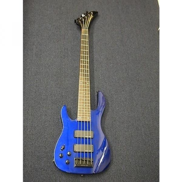 Custom KRAMER  522sp 2001  Blue #1 image