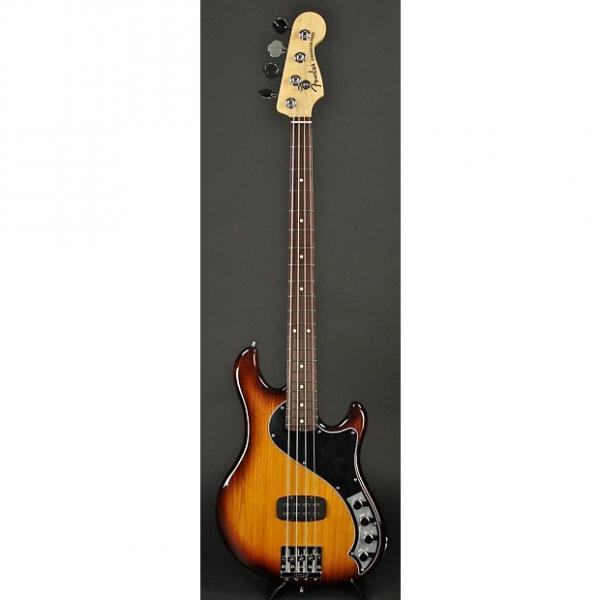 Custom Fender American Deluxe Dimension Bass IV Violin Burst #1 image