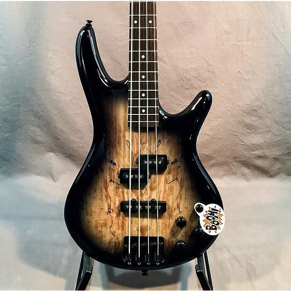 Custom Ibanez GSR200SMNGT 4-String Electric Bass #1 image