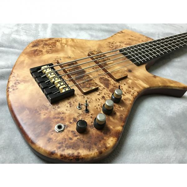 Custom MU bass Gorae 2007 Natural #1 image
