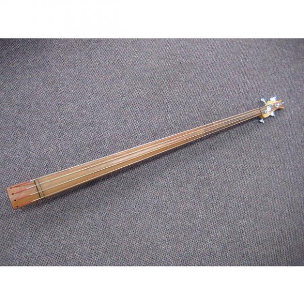 Custom Ergo 4 string electric upright base #1 image