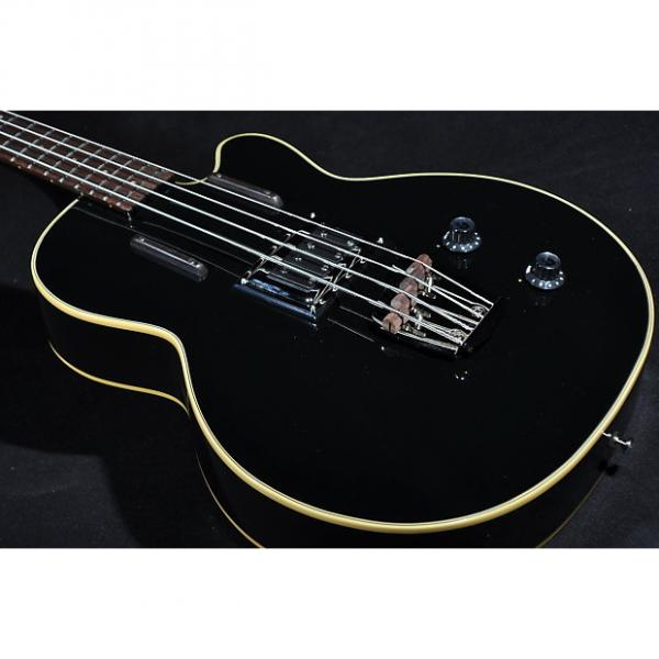 Custom GUILD M85 BASS BLACK HARDSHELL CASE INCLUDED #1 image
