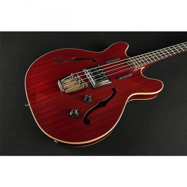 Custom Guild Newark St. Collection Starfire Bass Cherry 379-2400-866 (357) #1 image