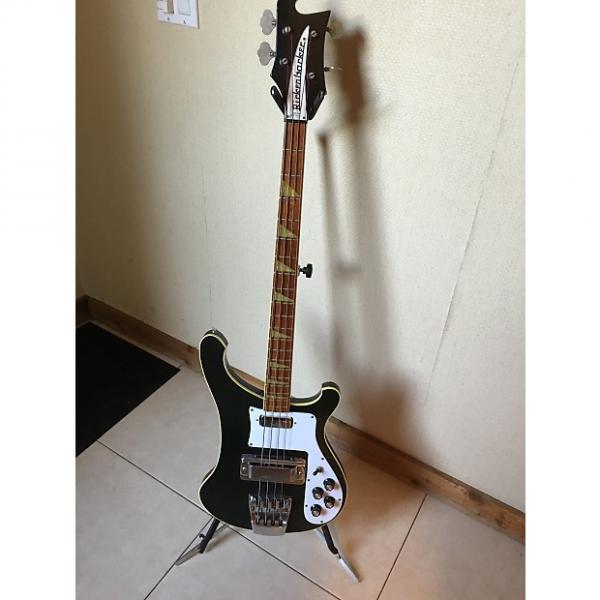 Custom Rickenbacker 4001 1975 Black #1 image