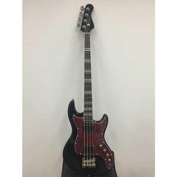 "Custom Limited Edition Reissue Hofner 185 Artist  34"" Scale bass 21 Frets Humbucker Pickups Hi-Mass Bridge #1 image"