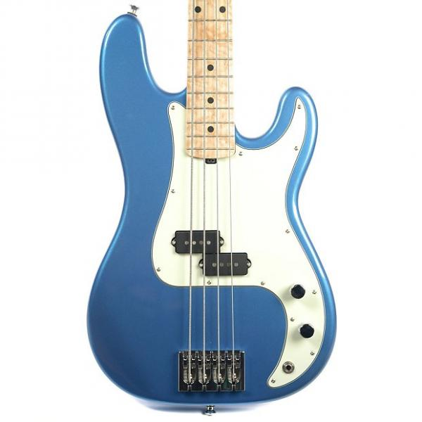 Custom D. Lakin USA Bob Glaub 4-String Bass Lake Placid Blue #1 image