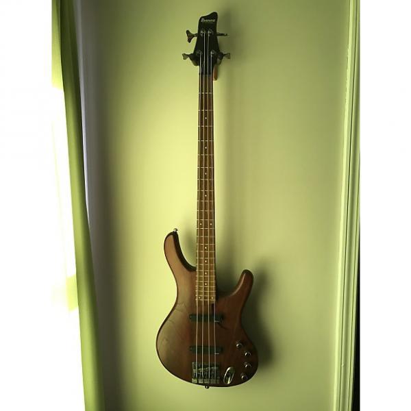 Custom Ibanez Ergodyne EDB550 Dark Wood #1 image