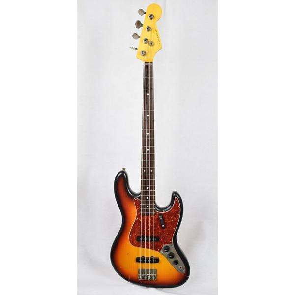 Custom Nash JB-63 3-Tone Burst #1 image