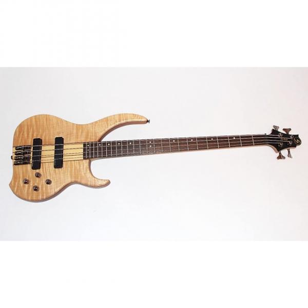 Custom Samick Greg Bennett Design DB5 4 String Electric Bass Guitar #1 image