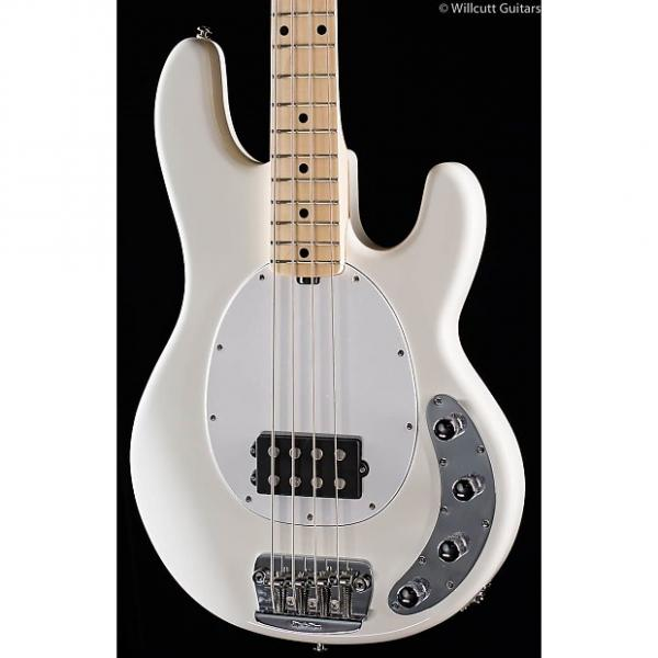 Custom Ernie Ball Music Man StingRay 4 White (912) #1 image