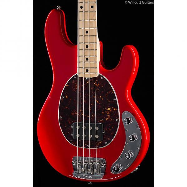 Custom Ernie Ball Music Man StingRay 4 Chili Red (379) #1 image