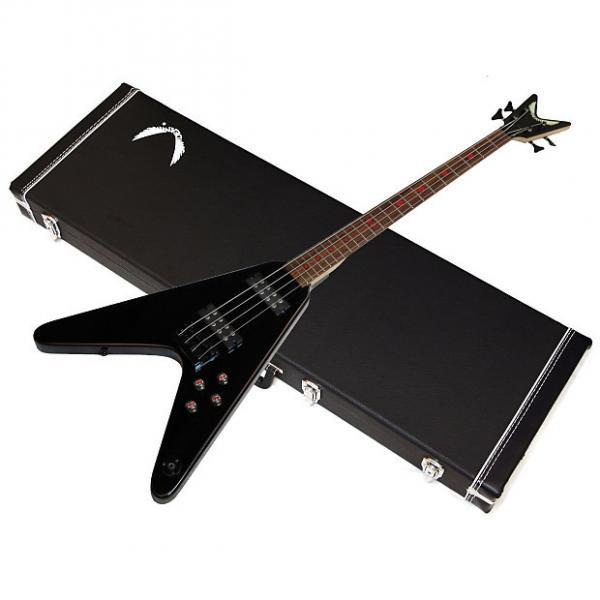 Custom Details about  DEAN V Metalman 2A 4-string BASS guitar w/ Active Electronics NEW w/ CASE - VM2A #1 image