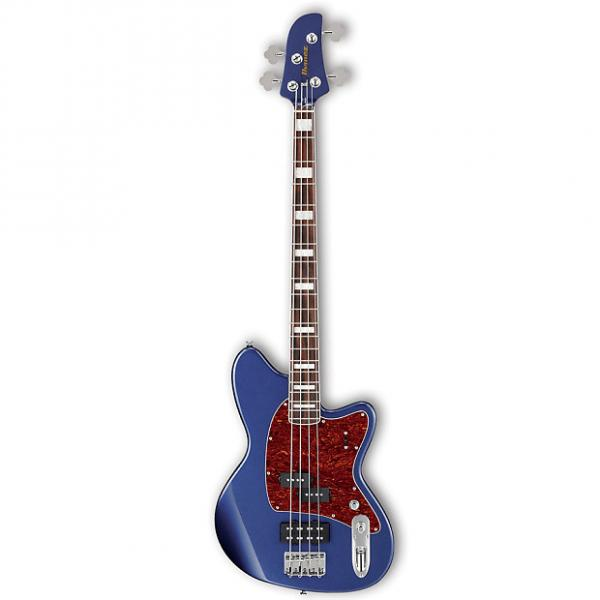 Custom Ibanez TMB300 NM  Navy Metallic 4-String Talman Bass Guitar #1 image