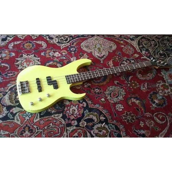 Custom Ibanez Japan Yellow Bass #1 image